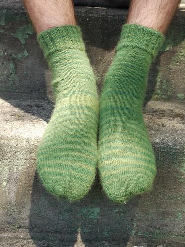 Scott's 2nd pair!