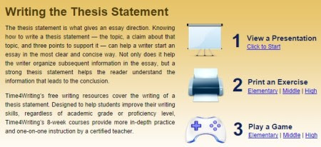 how write a compare and contrast essay