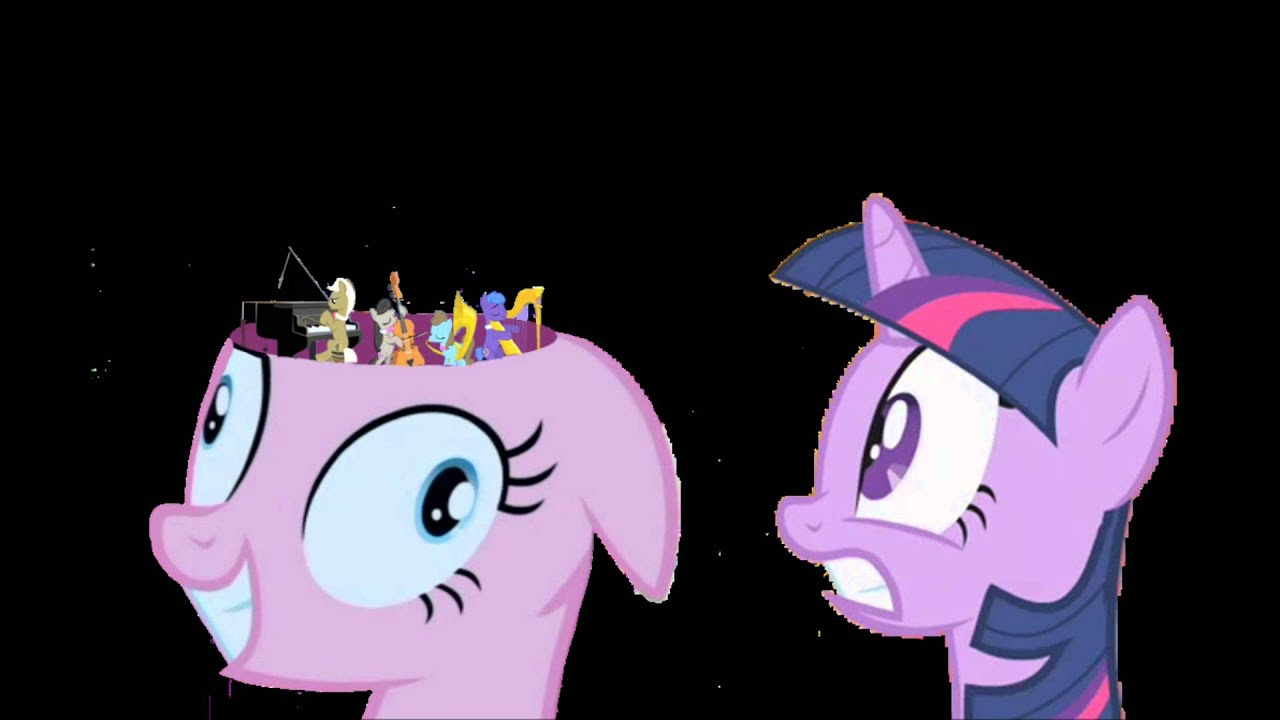 My Little Pony: Friendship is Magic Banned Episode - YouTube