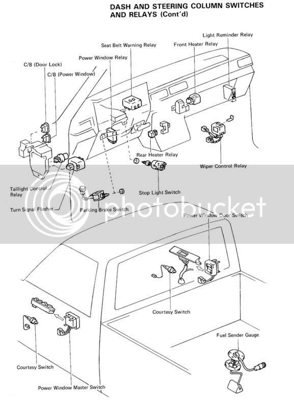 31 5 Wire Door Lock Relay Diagram