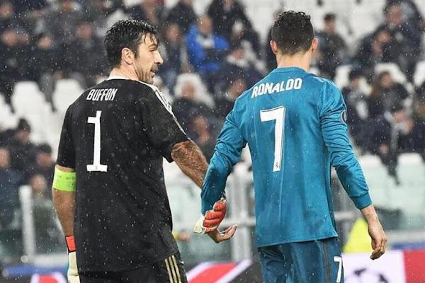 8316d8c3a Buffon comenta ida de Cristiano Ronaldo para a Juventus