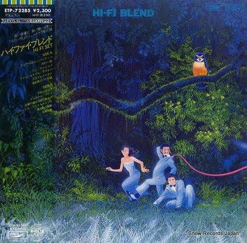 HI-FI SET hi-fi blend