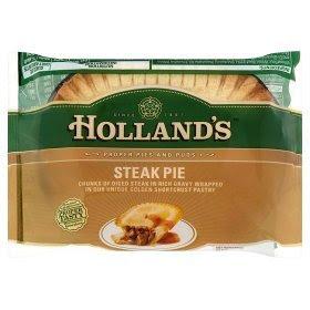 Hollands pies 50p @ Asda - HotUKDeals