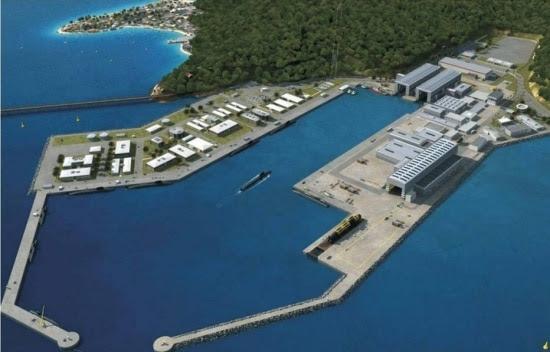 Base naval de Itaguaí