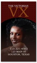 BCS-1097 - salon business card
