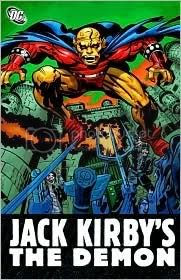 cover by Jack Kirby