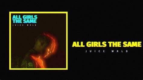 juice wrld  girls    official audio