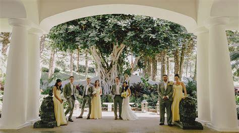 A Sweet Fairmont Kea Lani Maui Destination Wedding   The