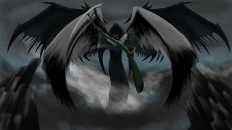 grim reaper  exohazard  deviantart