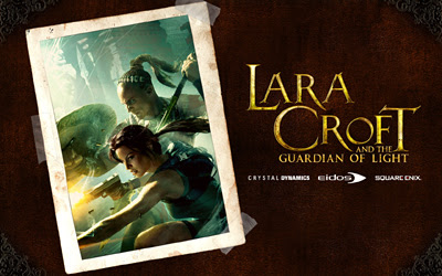 Lara Croft and the Guardian of Light Wallpaper #1
