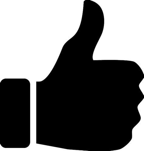 image vectorielle gratuite main doigt pouce thumbs
