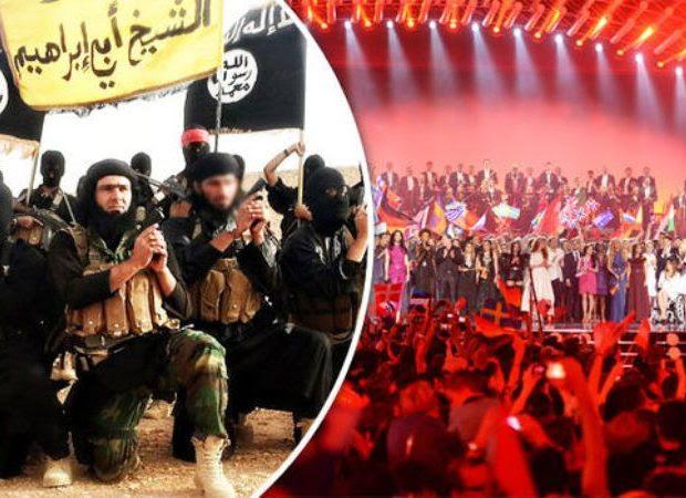 Το Ισλαμικό Κράτος σκοπεύει να επιτεθεί στην Eurovision στη Σουηδία