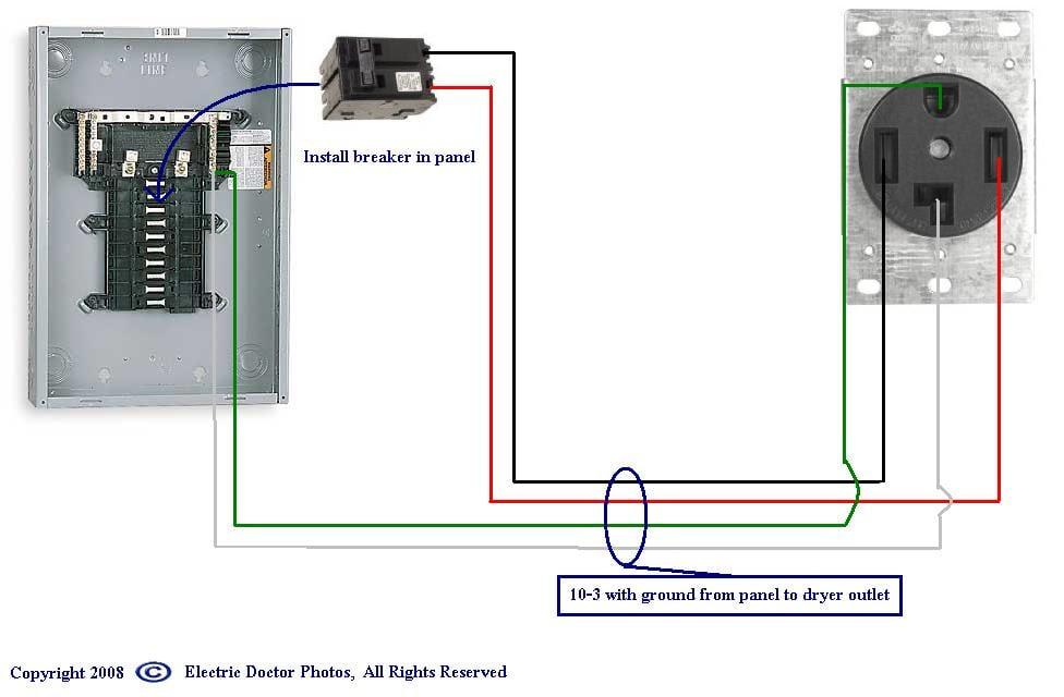 4 Wire Dryer Plug Diagram Full Hd Version Plug Diagram Lixe Diagram Bachelotcaron Fr