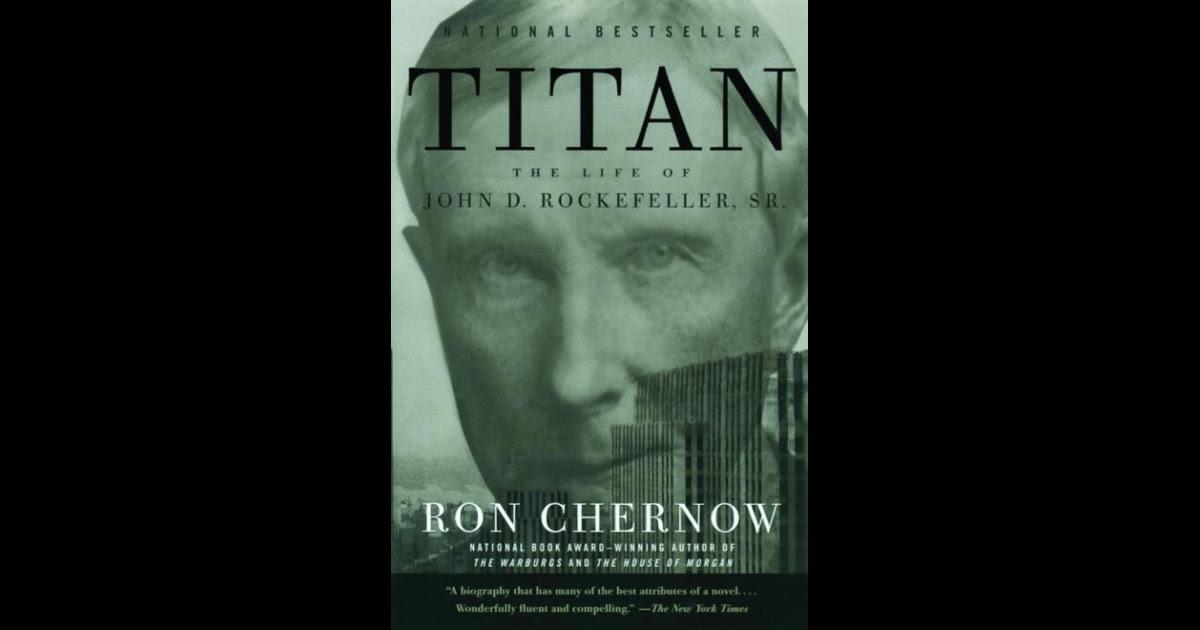 biography of john d rockefeller sr