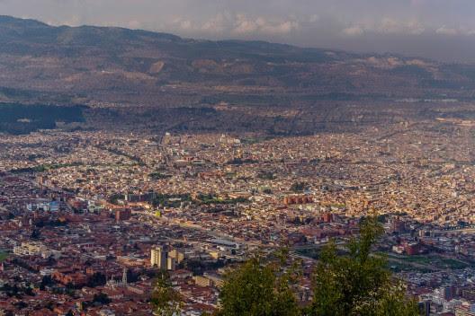 Bogotá, Colombia. © alschim, vía Flickr.