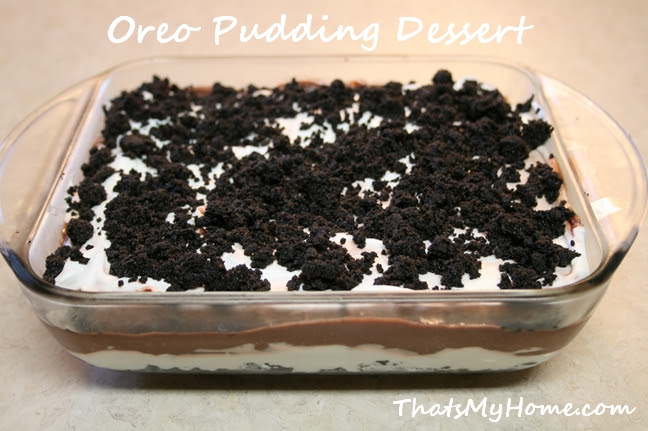 Oreo pudding dessert recipes food and cooking i crave sweet and oreo pudding dessert recipes food and cooking forumfinder Choice Image