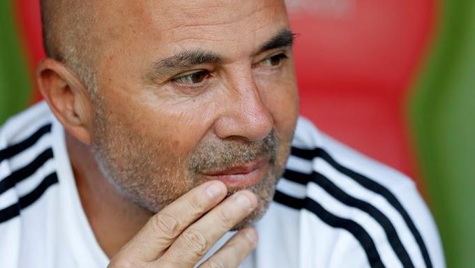 Jorge Sampaoli no quiere dirigir el Sub 20 y su salida de la Selección está cada vez más cerca