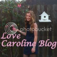 Love Caroline Blog