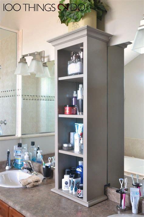 bathroom vanity storage bathroom storage tower bathroom