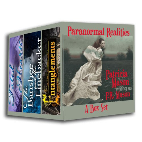 Paranormal Realities (A Paranormal Romantic Suspense Box Set) by Patricia Mason
