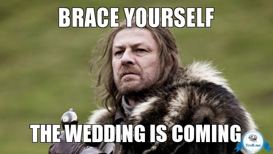 Wedding Wednesday: January Update