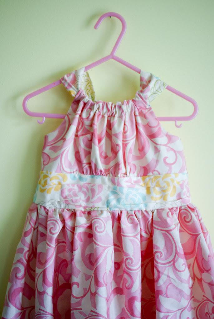 Riley's dress