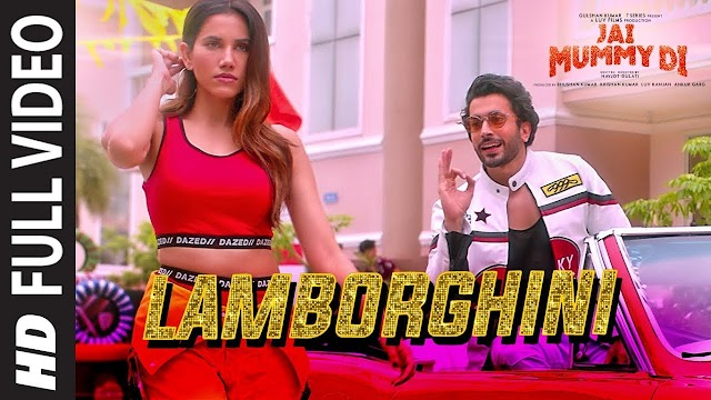 LAMBORGHINI Full LYRICS |Neha Kakkar & Jassie Gill Lyrics