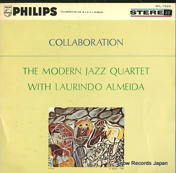 MODERN JAZZ QUARTET / LAURINDO ALMEIDA collaboration