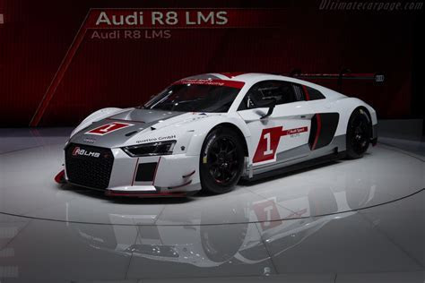 2015 Audi R8 LMS   Images, Specifications and Information