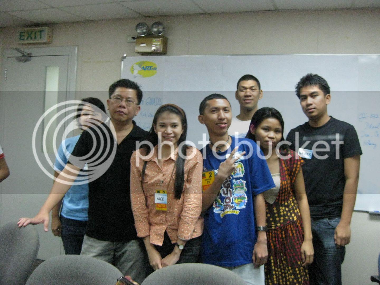 creative writing workshop,rene lizada