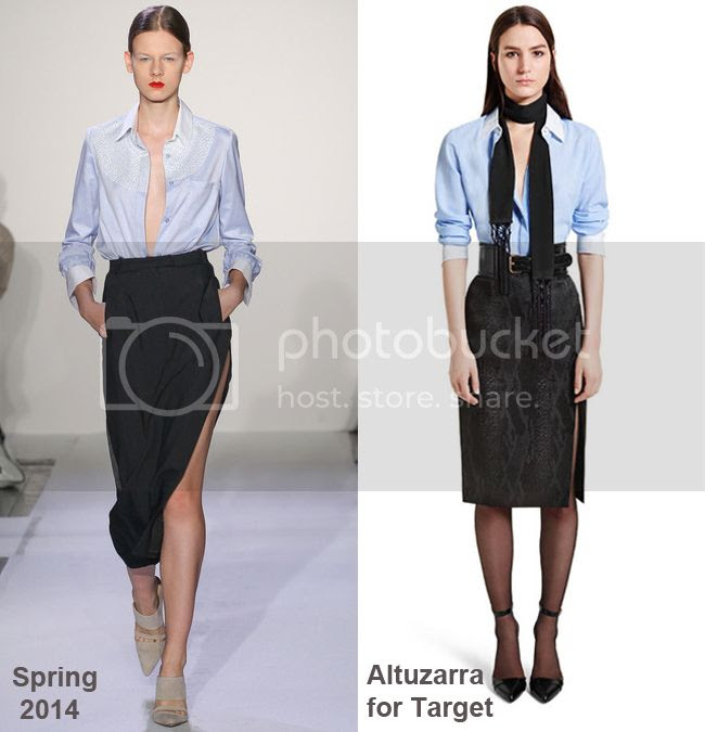 Altuzarra-for-Target-Blue-Oxford-Shirt