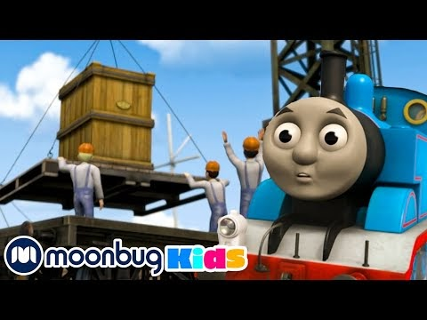 The Lion Of Sodor – Thomas & Friends | Moonbug Kids TV Shows – Full Episodes | Cartoons For Kids