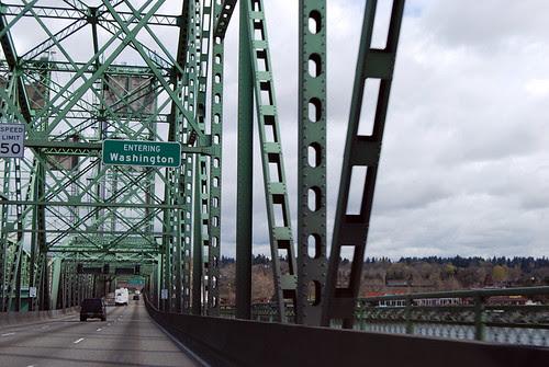I-5 @ Oregon