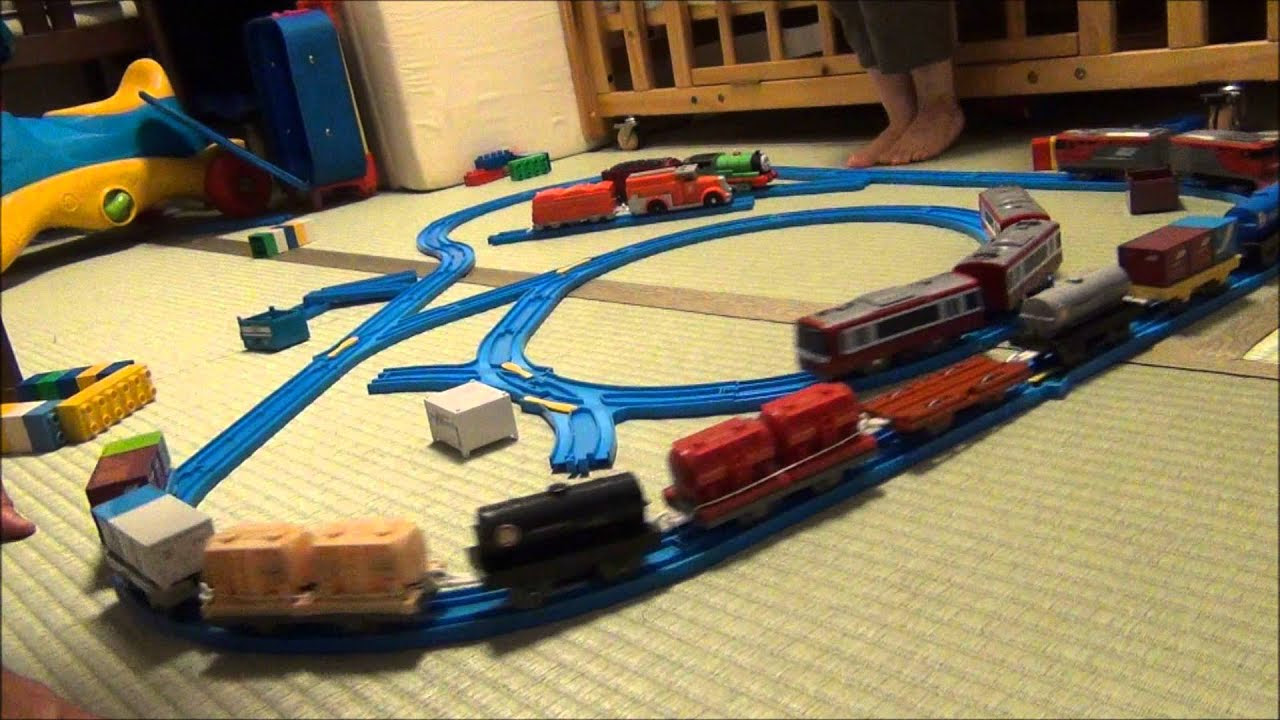 Toy Train Videos For Children Adens Third Birthday Set