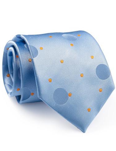 Mẫu Cravat Đẹp 6 - Xanh