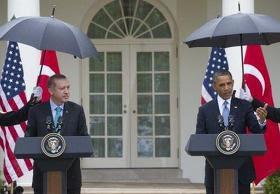 Ερντογάν κατάμουτρα στον Ομπάμα: Θα πάω στη Λωρίδα της Γάζας!