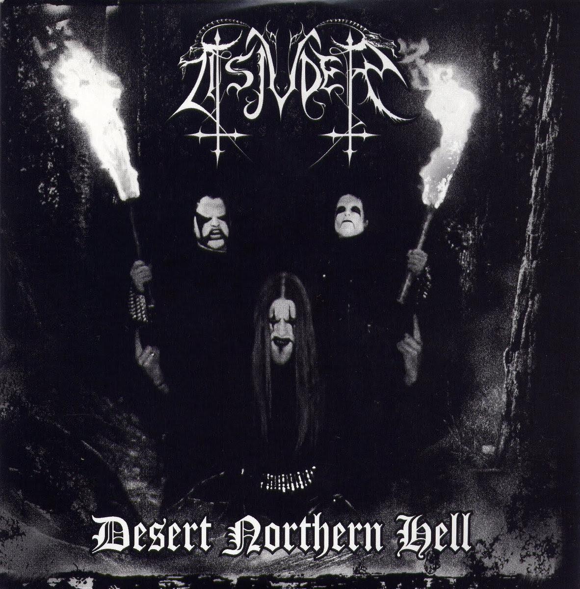 Tsjuder - Desert Northern Hell (2004)