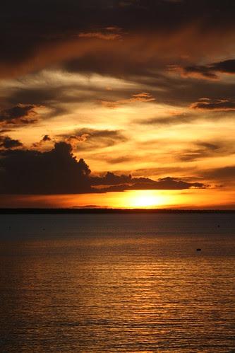 Darwin Sailing Club, Fannie Bay, sunset