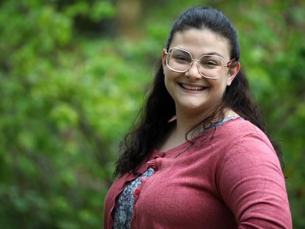 Raquel Fabbri conta que já passou por situações semelhantes às de sua personagem (Foto: Carol Caminha/ Gshow)
