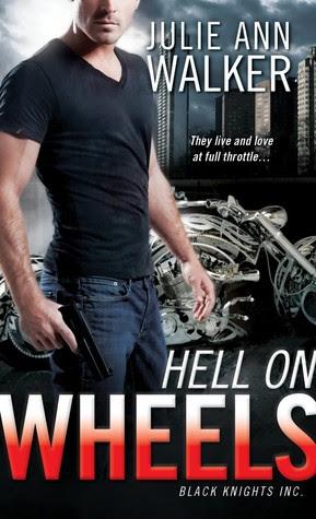 Hell on Wheels (Black Knights, Inc., #1)