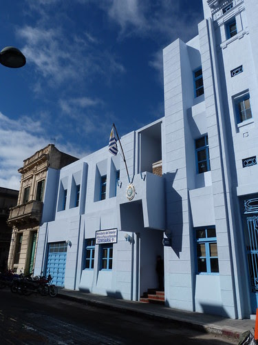 1st Comisaria Police Station, Montevideo