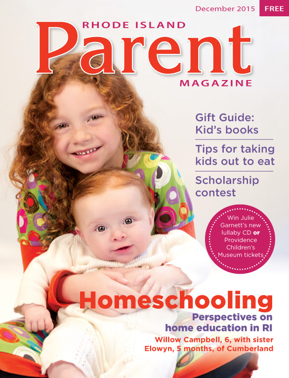 Ri Parent Magazine Rob Kenney Graphics