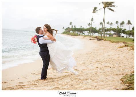 Hawaii Kualoa Ranch Wedding at Paliku Gardens by RIGHT