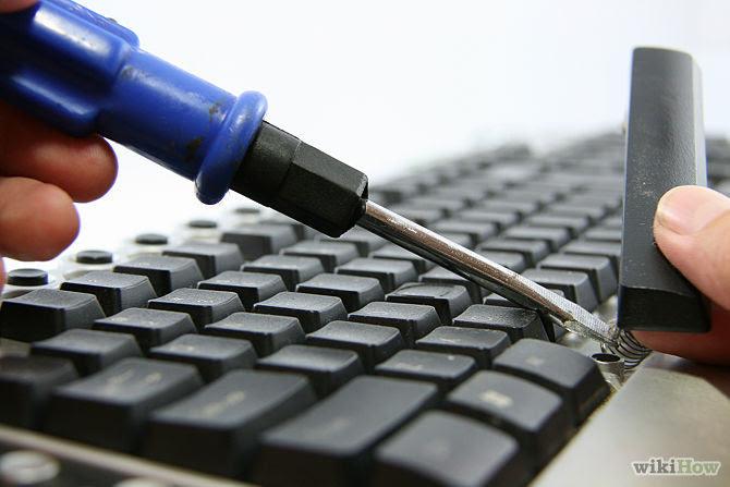 מדריך לניקוי המחשב