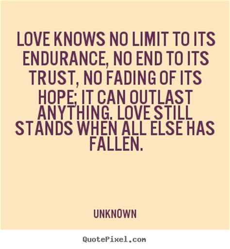 Love Knows No Limit Quotes