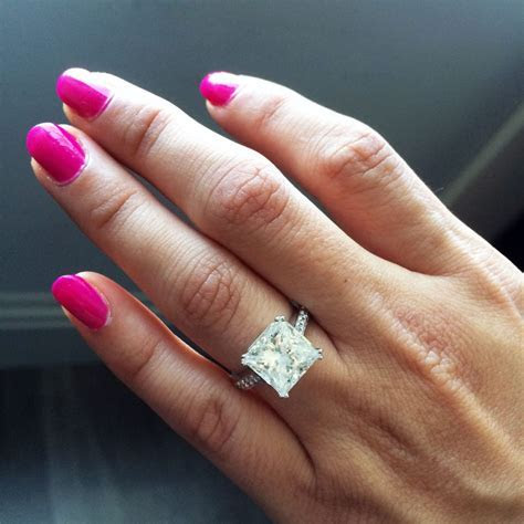 Big Engagement Rings Are Tacky?   Designers & Diamonds