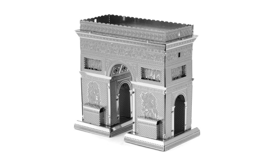 Amazon.com: Fascinations Metal Earth 3D Laser Cut Model - Arc de ...