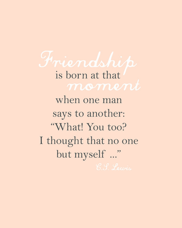 Favorite Friendship Quotes Free Printables For You Heatherlee Chan
