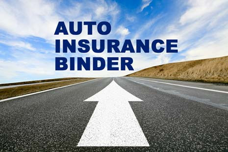 What is an Auto Insurance Binder  Car Insurance Guidebook