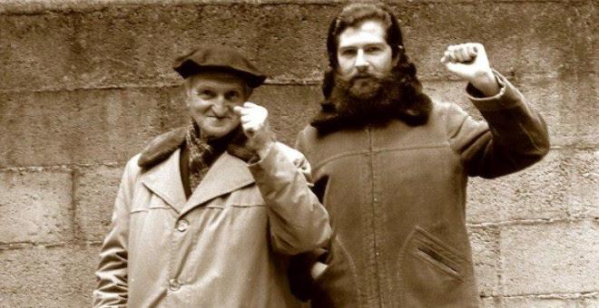 Claudio Rodríguez Rubio y Claudio Rodríguez Fer.